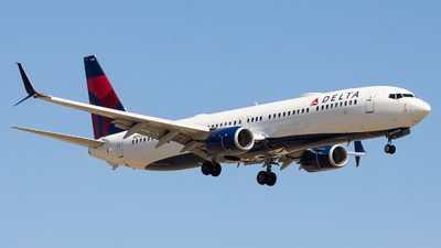 A picture of N892DN - Boeing 737932(ER) - Delta Air Lines - © Sean Brink