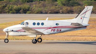 PR-SIA - Beechcraft C90A King Air - Private