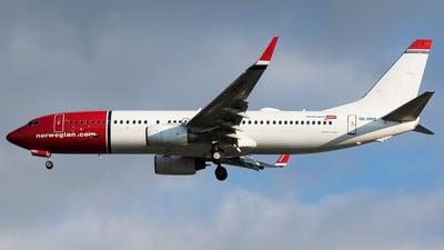 SE-RRS - Boeing 737-8JP - Norwegian