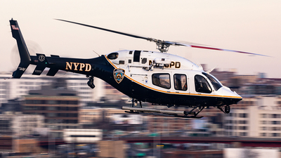 N918PD - Bell 429 Global Ranger - United States - New York City Police