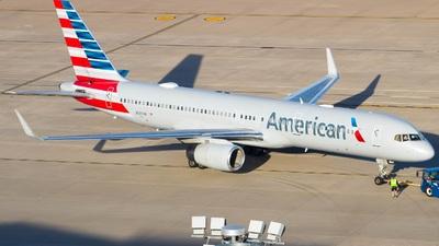 N189AN - Boeing 757-223 - American Airlines