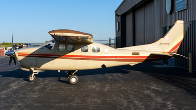 N60RS - Cessna P210N Pressurized Centurion - Private