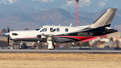 N900JV - Socata TBM-900 - Private