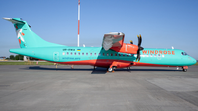 UR-RWA - ATR 72-212A(600) - Windrose Airlines