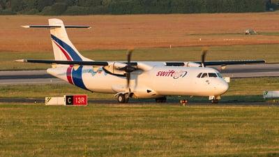 EC-JXF - ATR 72-211(F)(LFD) - Swiftair