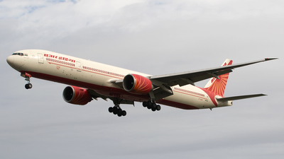 VT-ALM - Boeing 777-337ER - Air India