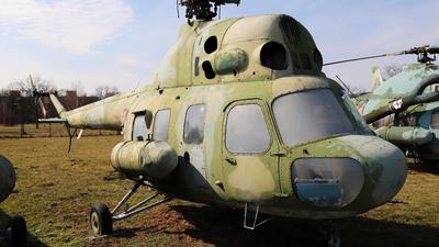 2121 - PZL-Swidnik Mi-2 Hoplite - Poland - Air Force