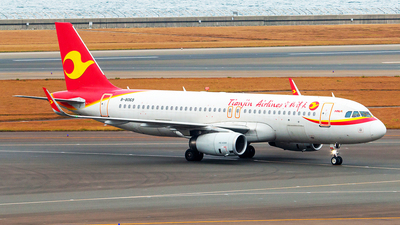 B-8069 - Airbus A320-232 - Tianjin Airlines