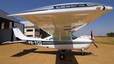 PR-YGO - Cessna 210M Centurion II - Private
