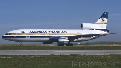 N185AT - Lockheed L-1011-50 Tristar - American Trans Air (ATA)