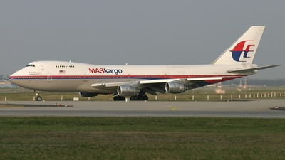 9M-MHJ - Boeing 747-236B - MASKargo