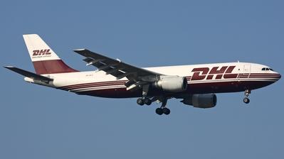 OO-DLG - Airbus A300B4-203(F) - DHL (European Air Transport)