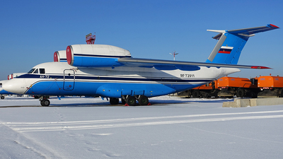 RF-72011 - Antonov An-72 - Russia - Federal Security Service