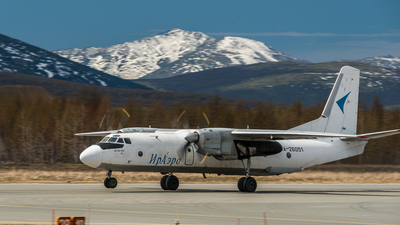 RA-26051 - Antonov An-26-100 - IrAero