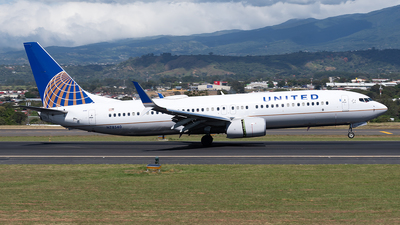 A picture of N78540 - Boeing 737824 - United Airlines - © Cristian Quijano