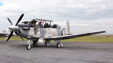 2010 - Raytheon T-6C Texan II - Mexico - Air Force