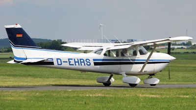 D-EHRS - Reims-Cessna F172K Skyhawk - Private