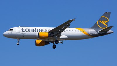 A picture of DAICC - Airbus A320212 - Condor - © Karsten S.