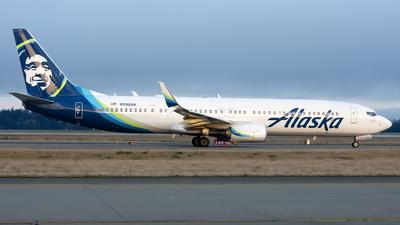 N298AK - Boeing 737-990ER - Alaska Airlines