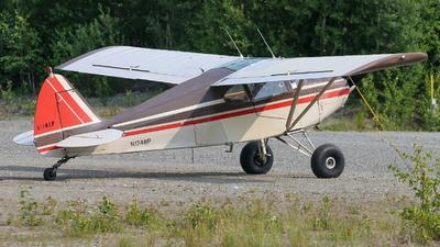 N1748P - Piper PA-22-150 Tri-Pacer - Private