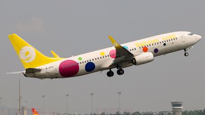 B-1473 - Boeing 737-86X - 9Air