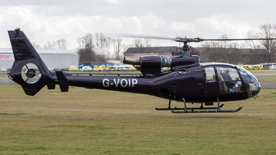 G-VOIP - Westland Gazelle HT.3 - Private