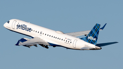 N216JB - Embraer 190-100IGW - jetBlue Airways
