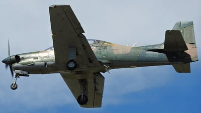 E-122 - Embraer EMB-312 Tucano - Argentina - Air Force