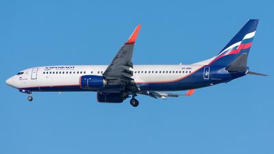 VP-BMO - Boeing 737-8LJ - Aeroflot
