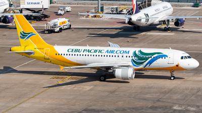 RP-C3237 - Airbus A320-214 - Cebu Pacific Air