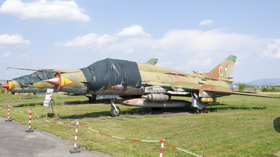 2702 - Sukhoi Su-22M4 Fitter K - Slovakia - Air Force