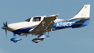A picture of N318CS - Cessna T240 Corvalis TTx - [T24002097] - © Westley Bencon
