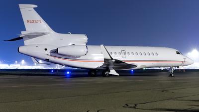 N2237X - Dassault Falcon 7X - Private