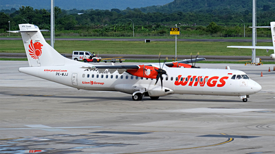 PK-WJJ - ATR 72-212A(600) - Wings Air