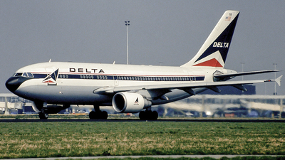 N818PA - Airbus A310-324 - Delta Air Lines