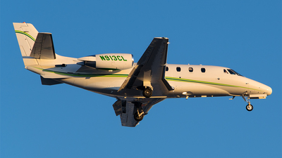 N913CL - Cessna 560XL Citation XLS - Private
