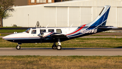 A picture of N888WB - Piper PA60 Aerostar - [61P06107963274] - © Dayon Wong