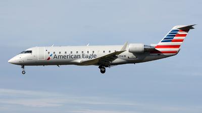 N429AW - Bombardier CRJ-200LR - American Eagle (Air Wisconsin)