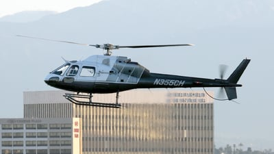 N355CH - Eurocopter AS 355F1 TwinStar - Helinet Aviation