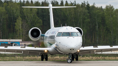 VP-BBE - Bombardier CRJ-200ER - Yamal Airlines