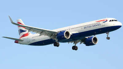 A picture of GNEOP - Airbus A321251NX - British Airways - © Henrik Hedde