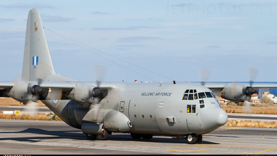 742 - Lockheed C-130H Hercules - Greece - Air Force