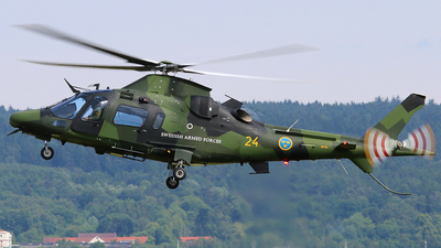 151754 - Agusta Hkp15A - Sweden - Armed Forces