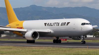 N762CK - Boeing 767-3P6(ER)(BDSF) - Kalitta Air
