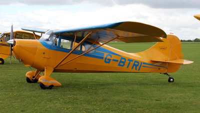 G-BTRI - Aeronca 11CC Super Chief - Private