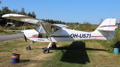 OH-U571 - Aeropro Eurofox - Private
