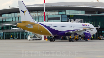 UR-YAD - Airbus A320-211 - 4You Airlines (YanAir)