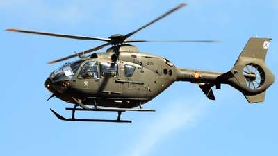 HE.26-05 - Eurocopter EC 135T2 - Spain - Army