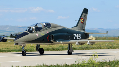 715 - IAR-99 Standard - Romania - Air Force