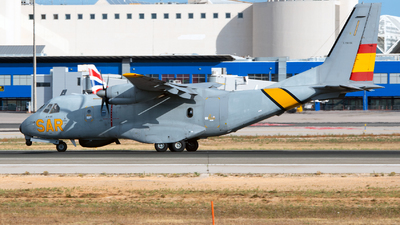 D.4-05 - CASA CN-235 VIGMA - Spain - Air Force